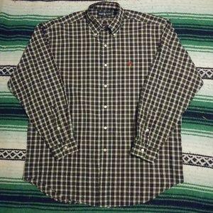 *Blake* Ralph Lauren Large Button Down Shirt!